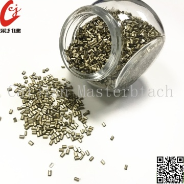 Champagne Color Masterbatch Granules