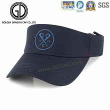 Fashion Comfortable Quality Embroidery Sandwich Leisure Sun Visor