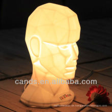Roboter Craft Home Decoration Porzellan Lampe
