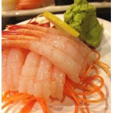 Camarão de água fria para sushi
