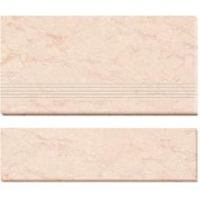 Double Loading Polished Porcelain Stair Tiles (AJ-4)