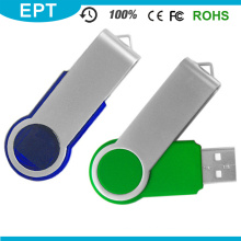 A movimentação colorida a mais barata colorida do flash de USB do tornado para a amostra grátis