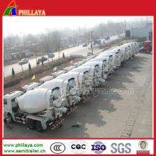 Ciment Béton Camion Citerne Mélangeur à Vendre