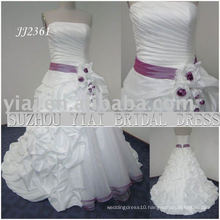 2011 latest elegant drop shipping freight free ball gown style 2011 wedding dress JJ2361