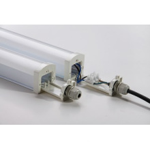 Impermeable del tubo LED T8 tubo 4 pies 140SMD 18W 1600lm