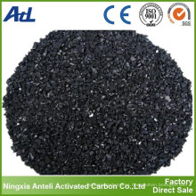 Iodine 1000 carbon recovery carbon activado carbón antracita granular 8x30