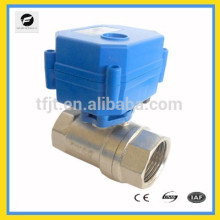 DC12V electric motorized valve for water Leak detection&water shut off system,Water saving system