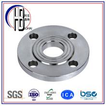 DIN Standard Dn100 Stainless Steel Threaded Flange