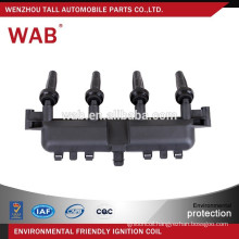 Professional oem 9628158580 car distributor parts ignition coil