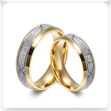 Lovers Categoria Anel de dedo da jóia do aço inoxidável (SR607)