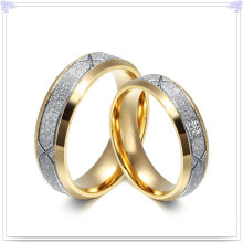 Любовники категории из нержавеющей стали ювелирные перстень кольцо (SR607)
