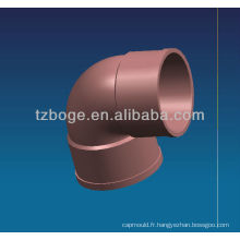 Fabricant de moule de raccord de tuyau de PVC