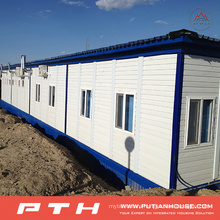 China Modern Luxury Prefabricated Container House as Living Home