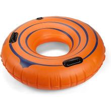 Tubo de rio inflável de PVC 48 premium com alças