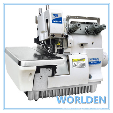 Wd-700-3 High Speed Three Thread Overlock Sewing Machine