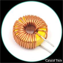 T44-26 inductance de filtrage à haute fréquence étouffent la bobine 1uh du fabricant de la Chine pour l'affichage de couleur
