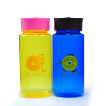 Logotipo de joyshaker de garrafa de água de tritão de 600ml, garrafa de agua de tritan joyshaker, garrafa de esportes