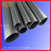 3.5: 1 tube d'enveloppe de rétrécissement de fil électrique de chaleur de mur moyen