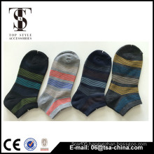 custom 100 cotton men business socks in high quality