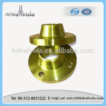 pipe fittings forged welding neck flange manufacturer