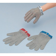 Stainless Steel Industrial Gloves
