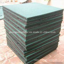 Playground Rubber Floor Tile Indoor Rubber Tile Outdoor Rubber Tile Playground Rubber Flooring