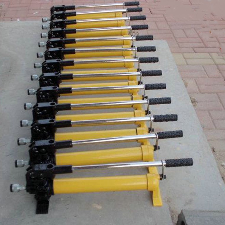 Portable Pump Hydraulic Pressure