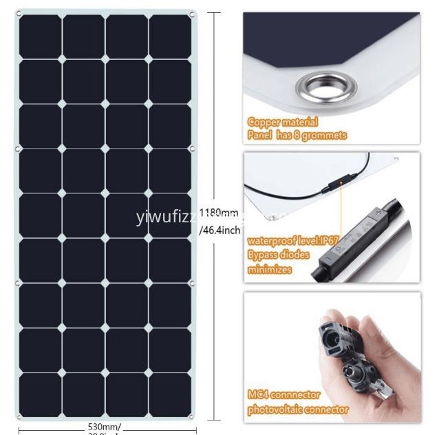 Portable Solar Flexible Panel