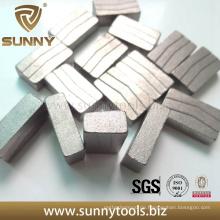 Diamantsegment für Marmor Granit / Sandstein / Kalkstein Schneiden (SY-SB-169)