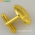 Gemello femminile Cutom Gold Plating