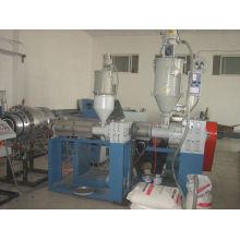 Pipa del HDPE/PE que hace la máquina