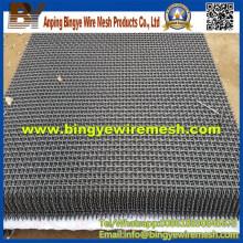 Plain Weave Resistência à corrosão Malha de arame comprimido