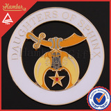 Hot sale masonic freemason car badge