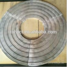 Cerâmica de carboneto de silício ligada com nitreto de silício