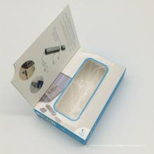 Caja de empaquetado profesional del regalo del papel del ODM del OEM