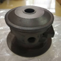 Cast Iron Turbocharger Intermediate Body