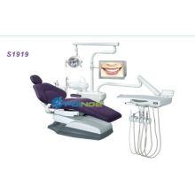 Кресло установленный Стоматологическая установка (имя модель: KJ-919 --одобренный CE--