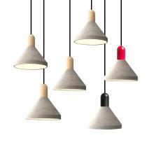 Creative Cement Pendant Home Ceiling Light