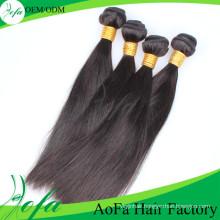 8A Factory Wholesale Virgin Hair Keratin Human Hair Extension