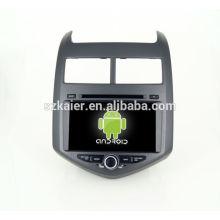 Четырехъядерный процессор DVD-плеер автомобиля с GPS,беспроводной,БТ,зеркальная связь,видеорегистратор,МЖК для Шевроле Авео