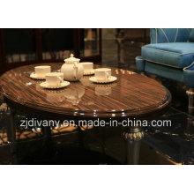 La madera mesa de centro moderna madera mesa de té