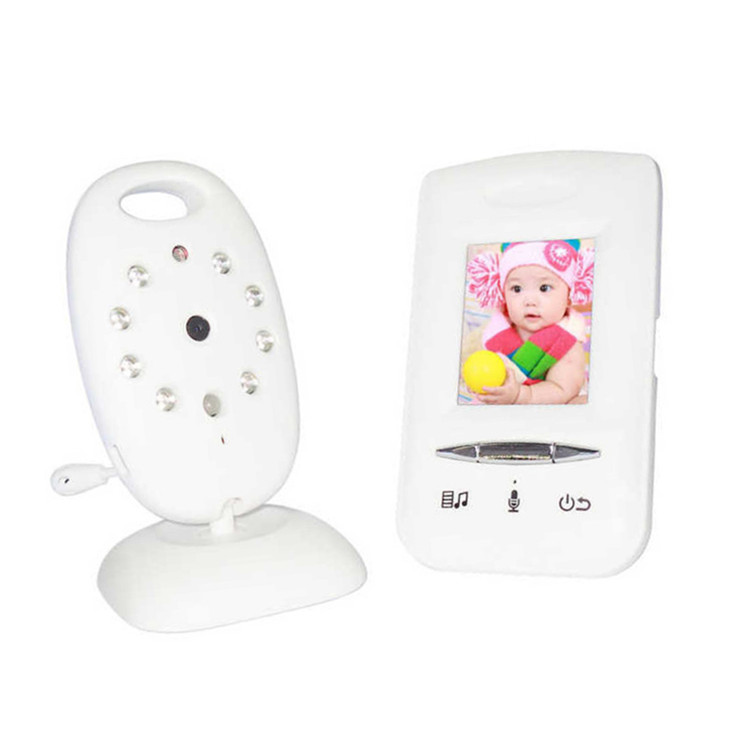 Baby Monitor with Motion Sensor