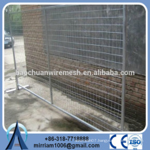 Canadian Temporary Construction Fence(ISO9001:2008 professional manufacturer)
