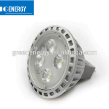 UL TUV ce listed led bub MR16 spot light 3W 5W 6W for home china factory