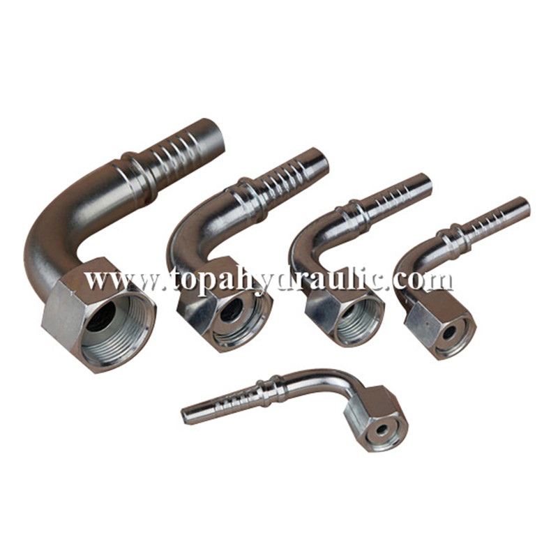 zinc plating claw coupling hydraulic hose fitting