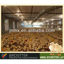 Conception automatique de la volaille en poulet