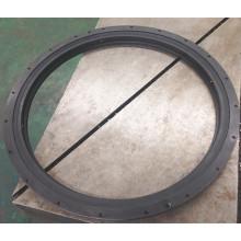 Type de bride Roulement d'orientation avec revêtement d'oxyde noir 010.20.841