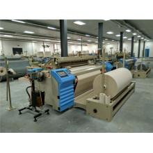 o algodão fino das telas de tecelagem aproxima o preço da máquina de tecelagem do jato do ar