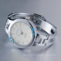 High Quality Waterproof Smart Alloy Wrist Watch for Lady
