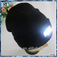 LED bonnet cap customized logo good quality made in china